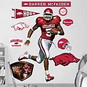 Fathead Darren McFadden Arkansas Razorbacks Wall Graphic