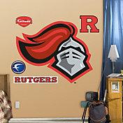 Fathead Rutgers Scarlet Knights Logo Wall Decal