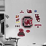 Fathead South Carolina Gamecocks Team Logo Assortment Wall Graphic