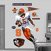 Fathead Donovan McNabb Syracuse Wall Graphic