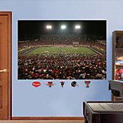 Fathead Texas Tech Red Raiders Jones AT&T Stadium Mural Wall Graphic