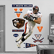 Fathead Heath Miller Virginia Cavaliers Wall Graphic