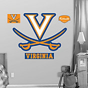 Fathead University of Virginia Logo Wall Graphic