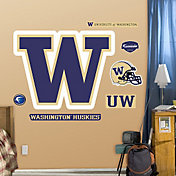 Attirant Product Image · Fathead Washington Huskies Logo Wall Decal