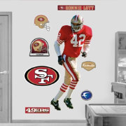 Fathead Ronnie Lott Wall Graphic