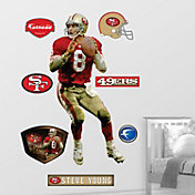 Fathead Steve Young Wall Graphic