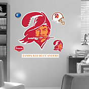 Fathead Tampa Bay Buccaneers Classic Logo Wall Graphic