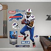 Fathead Robert Woods #10 Buffalo Bills Real Big Wall Graphic