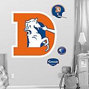 Fathead Denver Broncos Classic Logo Wall Graphic
