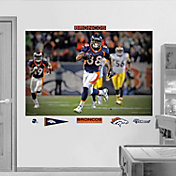 """Fathead Demaryius Thomas 2012 Playoffs """"In Your Face"""" Wall Graphic"""