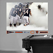 Fathead Brian Urlacher In Your Face Mural Wall Graphic