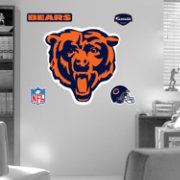 Fathead Chicago Bears Logo Wall Graphic
