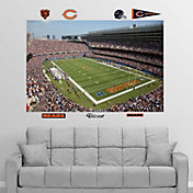 Fathead Chicago Bears Inside Soldier Field Wall Graphic