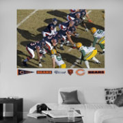 Fathead Chicago Bears Overhead Line Mural Wall Graphic
