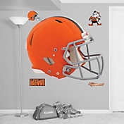 Fathead Cleveland Browns Helmet Logo Wall Graphic