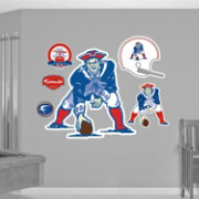 Fathead New England Patriots Original AFL Logo Wall Graphic