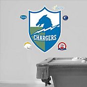 Fathead San Diego Chargers Original AFL Logo Wall Graphic
