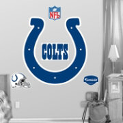 Fathead Indianapolis Colts Logo Wall Graphic