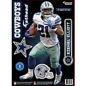 Fathead Dallas Cowboys Ezekiel Elliott Teammate Player Wall Decal