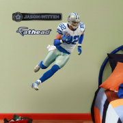 Fathead Junior Jason Witten #82 Dallas Cowboys Wall Graphic