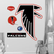 Fathead Atlanta Falcons Classic Logo Wall Graphic
