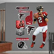 Fathead Matt Ryan #2 Atlanta Falcons Real Big Wall Graphic