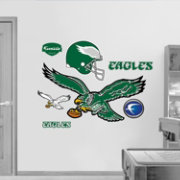 Fathead Philadelphia Eagles Classic Logo Wall Graphic
