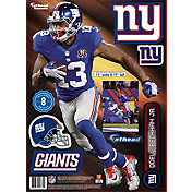 Fathead New York Giants Odell Beckham Jr. Teammate Player Wall Decal