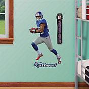 Fathead Junior Victor Cruz #80 New York Giants Wall Graphic