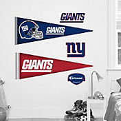 Fathead Jr. New York Giants Pennant Wall Graphic