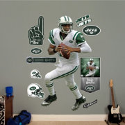 Fathead Geno Smith #7 New York Jets Real Big Wall Graphic