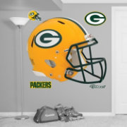 Fathead Green Bay Packers Helmet Logo Wall Graphic