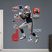 Fathead New England Patriots Rob Gronkowski Real Big Fathead