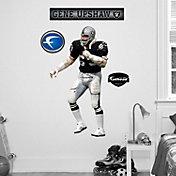 Fathead Gene Upshaw Junior Wall Graphic