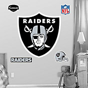 Fathead Oakland Raiders Logo Wall Graphic