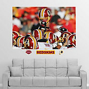 """Fathead Washington Redskins """"In Your Face"""" Wall Graphic"""