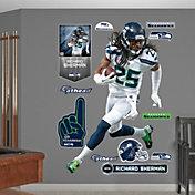 Fathead Richard Sherman #25 Seattle Seahawks Real Big Wall Graphic