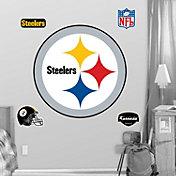 Fathead Pittsburgh Steelers Logo Wall Graphic