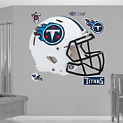 Fathead Tennessee Titans Helmet Logo Wall Graphic