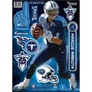 Fathead Tennessee Titans Marcus Mariota Teammate Player Wall Decal