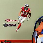 Fathead Junior J.J. Watt #99 Houston Texans Wall Graphic