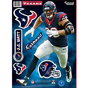 Fathead Houston Texans J.J. Watt Teammate Player Wall Decal