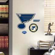 Fathead St. Louis Blues Logo Teammate Graphic