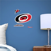 Fathead Carolina Hurricanes Teammate Logo Wall Decal