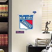 Fathead New York Rangers Teammate Logo