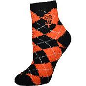 San Francisco Giants Argyle Cozy Socks