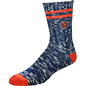 For Bare Feet Chicago Bears Alpine Socks