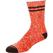 For Bare Feet Cleveland Browns Alpine Socks