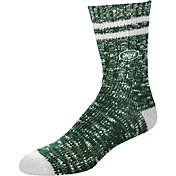 For Bare Feet New York Jets Alpine Socks
