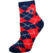 New England Patriots Argyle Cozy Socks